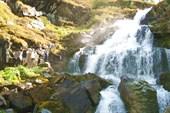 Водопад Кюр-Кюр-Кюре и Сёмин