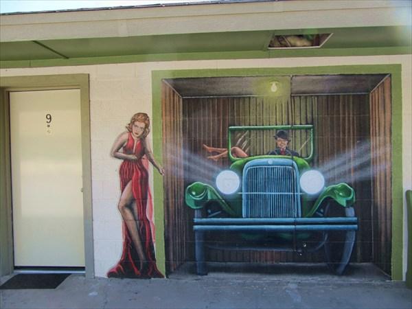 Мотел  Arizonas
