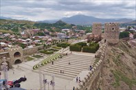 Зарзма и крепость Рабат