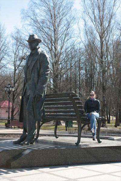 Памятник Рахманинову 2009