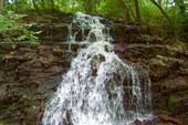 Водопад Софиевский.