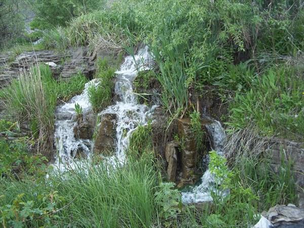 Водопад Зирчанский.