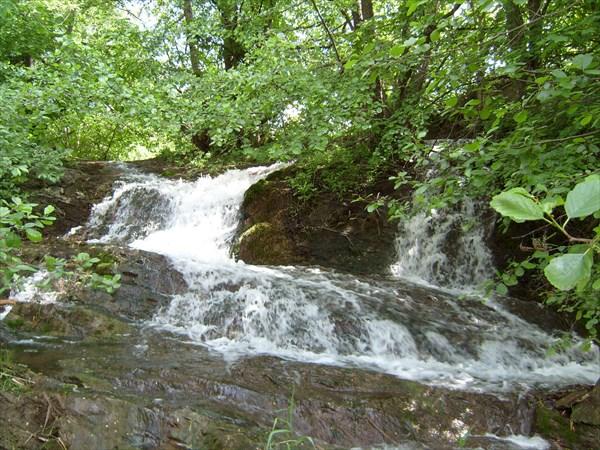 Водопад Драгонский.