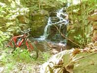 Водопады-водопадики Луганской области.