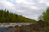 Река Кола в Магнетитах 2