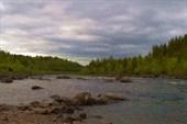 Река Кола в Магнетитах 3