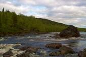 Река Кола в Магнетитах 4