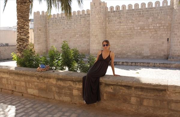 Стены медины