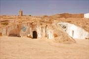 Деревня пустынных жителей