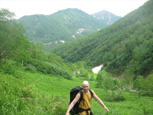 В горы на Голубые озёра...