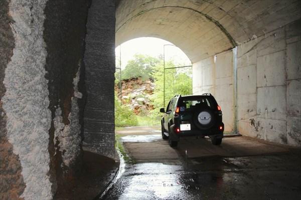 Туннель (Луштица)