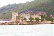 Zanjice Monastery - Ostrvo Zanjice (Miriste)