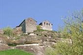Средневековый город Чуфут-Кале