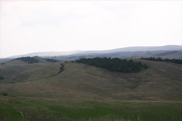 На плато Караби
