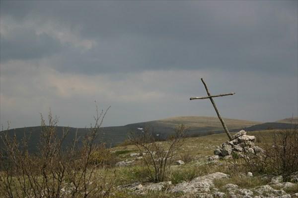 Турчик на плато Караби