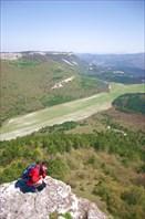 Велопоход по весеннему Крыму 2005
