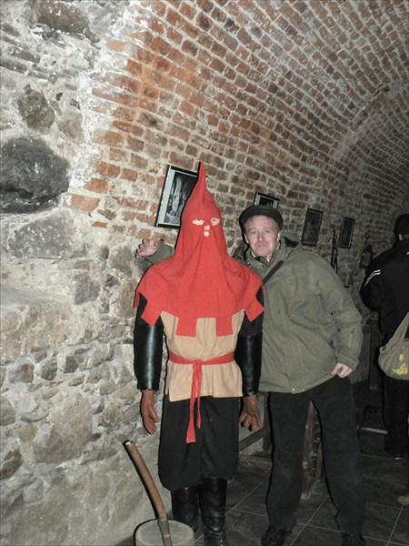 Казематы Ужгородского замка