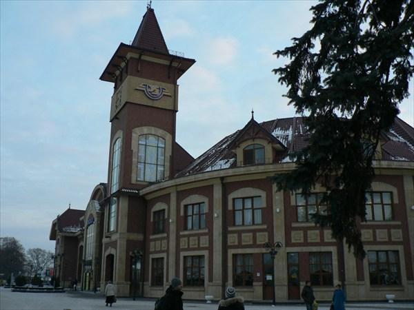 г.Ужгород Вокзал