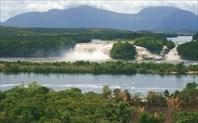 Пейзажи и натюрморты Канаймы (нац. парк Венесуэлы)