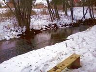 Река Емелино