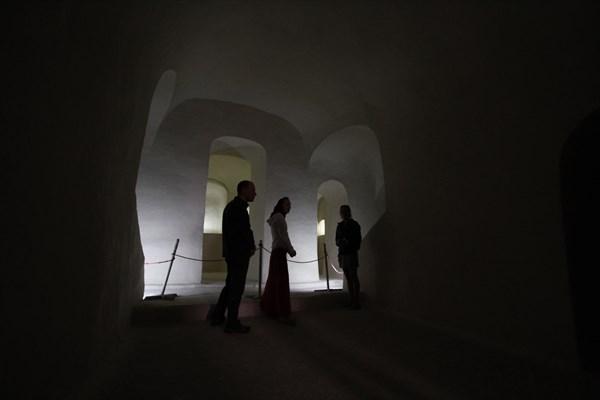Лабиринты монастыря
