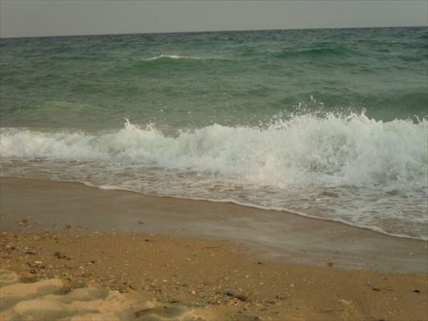 Черное (или зеленое) море