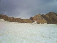 """Вид на перевал """"Хатю-Тау"""""""