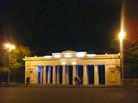 Севастополь вечерний.