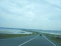 Путь в Одессу. Лиман Куяльник.