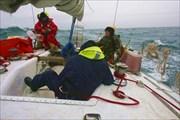 В проливе Лаперуза. Бурный переход на остров Монерон