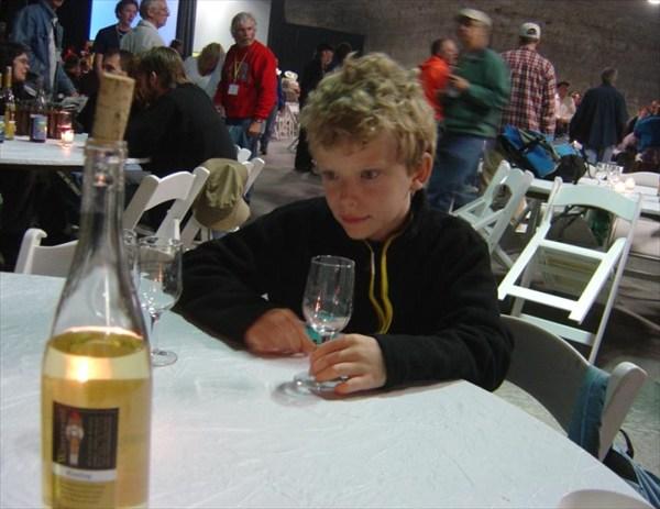 Илья не пил