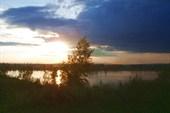 Сибирские закаты