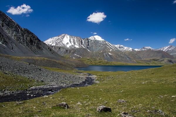 Озеро Атаккель