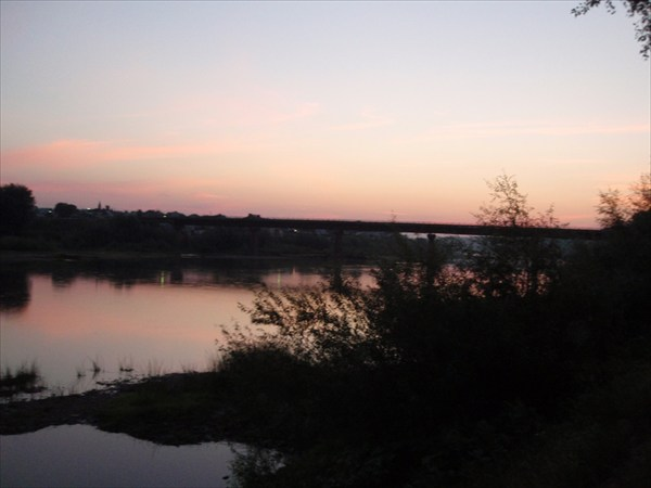 мост через Сакмару, район тат Каргалы