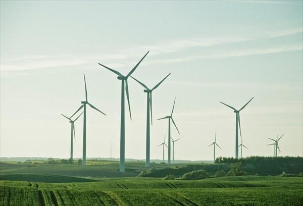 Ветряки. Германия