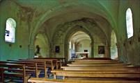 Церковь. Ордонас. Франция