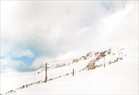 Эльбрус. Зима 2003.