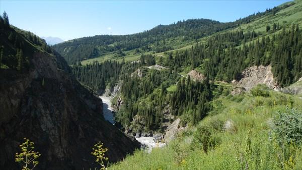Капчигайское ущелье