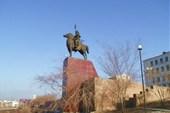 Памятник Гэсэру