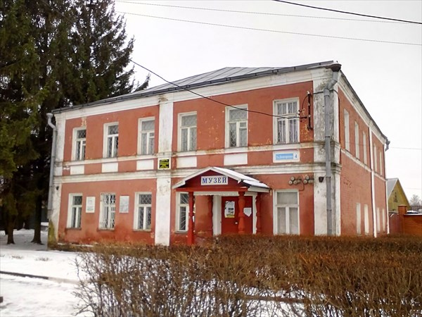 Ярополец, музей истории Яропольца