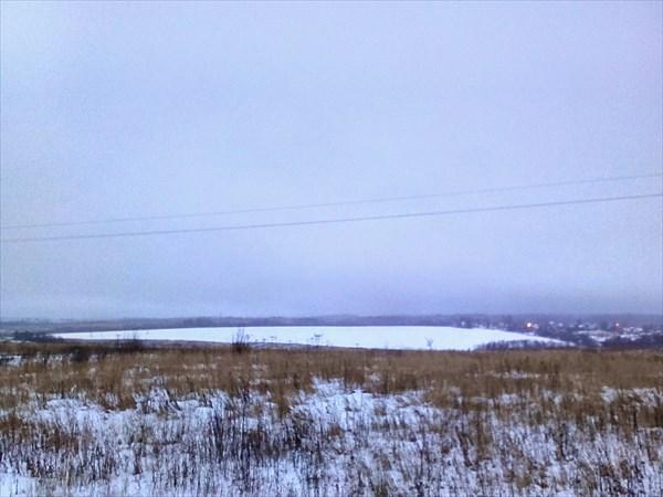 Окрестности Волоколамска