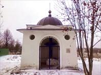 Ярополец, часовня над могилой гетмана Дорошенко