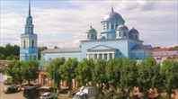 Лебедянь-город Лебедянь