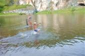 Резрешили купаться :)