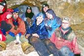 В пещере Сюрприз