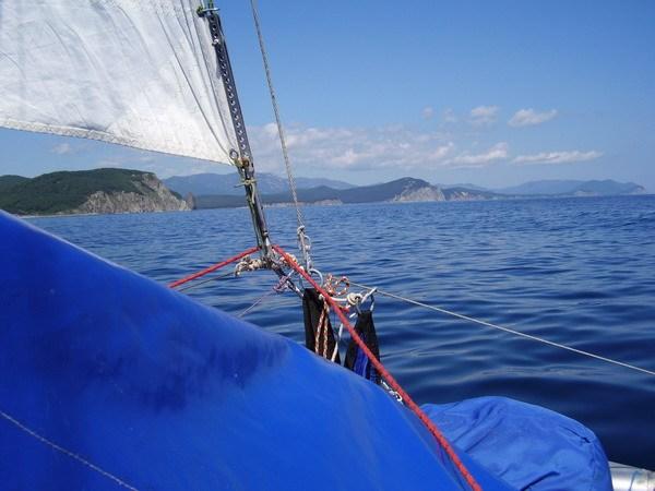 Вот такое оно, Японское море
