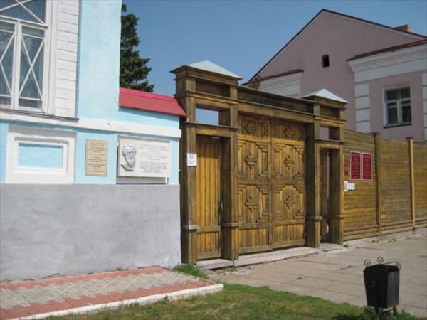 38. Дом-музей Шишкина.