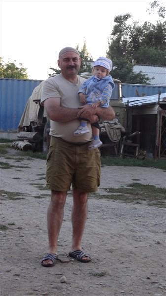 Ханин Игорь с сынулькой