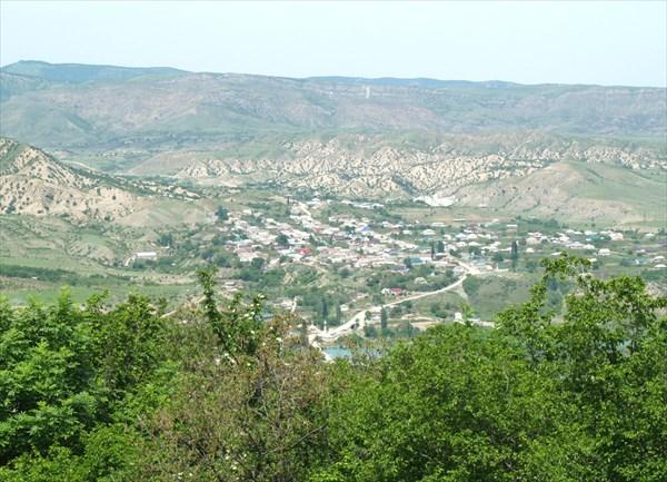 Долина реки Сулак - 1