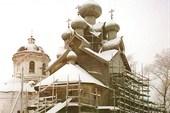 Богоявленская деревянная церковь